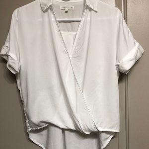 Ann Taylor loft, Lou & Grey blouse